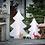 Thumbnail: 8 Seasons - Tanne Shining Tree 78 cm