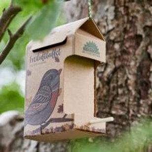 Die Stadtgärtner - Freiluftbuffet - Vögel