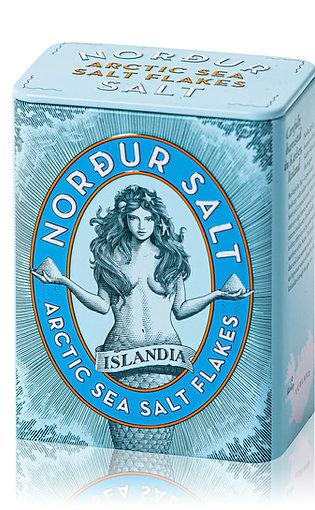 NORDUR - Arctic Sea Salt Flakes 250 g  Metalldose