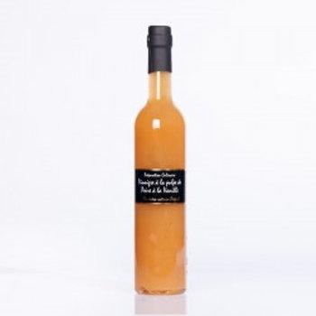 Popol 41% Fruchtmarkessig Birne Vanille 500 ml