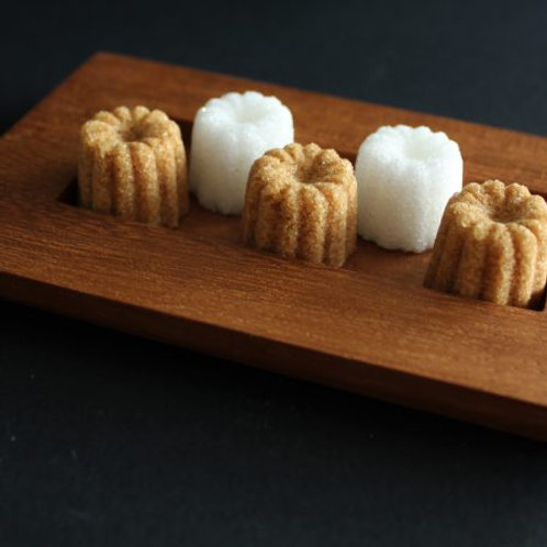 ERCUS - Canneles - handgefertigte Zucker