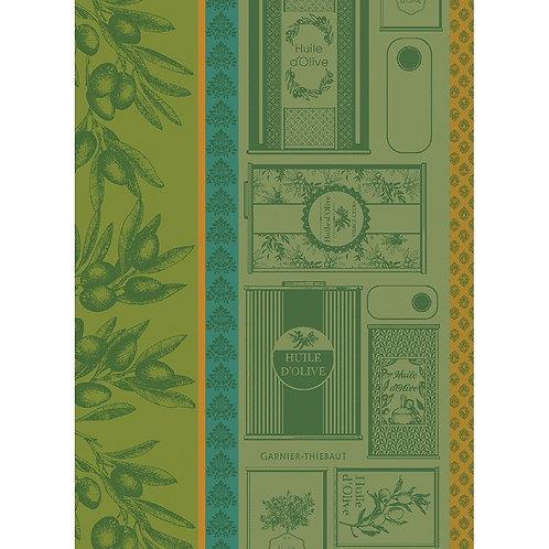 Garnier-Thiebaut -  Huile D Olives Vert