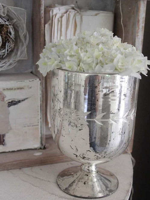 Villa Landleben - Bauernsilber Vase