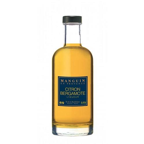 Maison MANGUIN - Citrone Bergamotte 40%