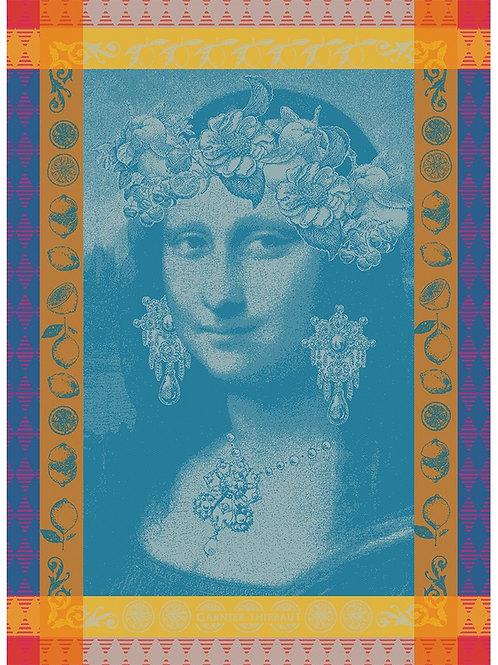 Garnier-Thiebaut - Mona Lisa Bleu