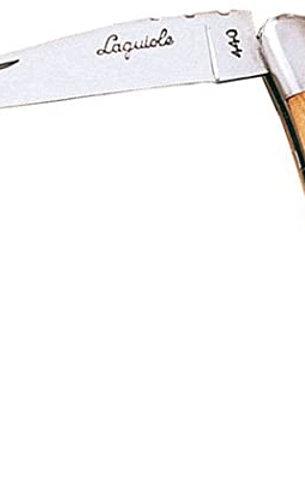 Jean Dubost - Laguiole Taschenmesser Eiche mit Korkenzieher