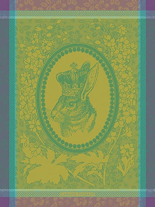 Garnier-Thiebaut - Monsieur Lapin Vert