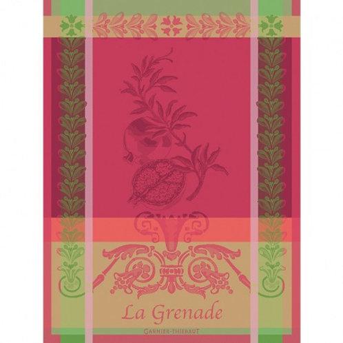 Garnier-Thiebaut - Grenade Rose