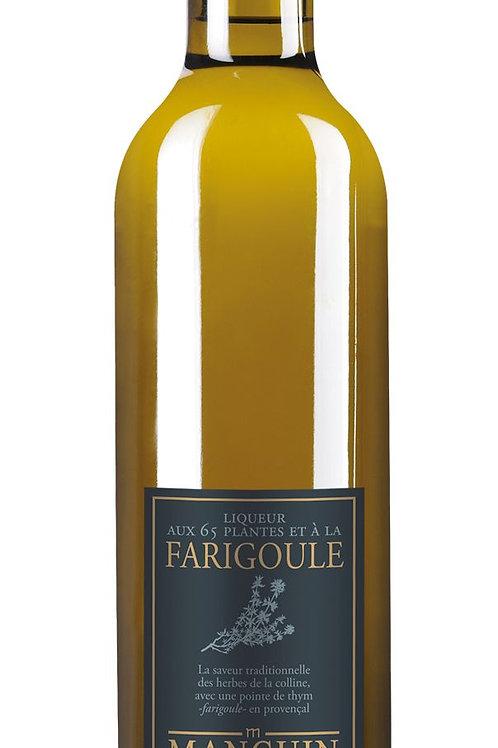 Maison MANGUIN - Liqueur de Farigoule 40%