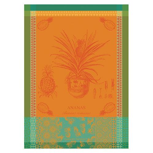 Garnier-Thiebaut - Ananas En Pot Jaune Soleil