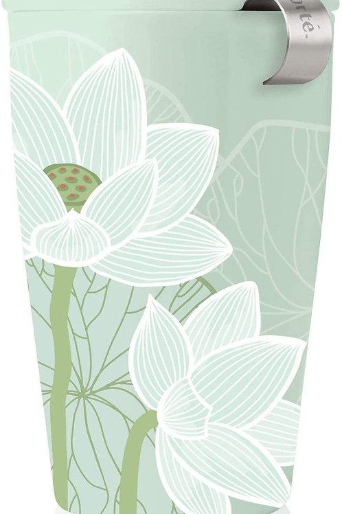 Tea Forté - Kati Cup Teebecher Lotus für losen Tee