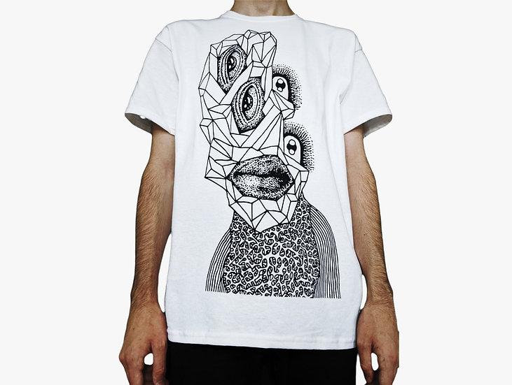 Crystal Face T-Shirt