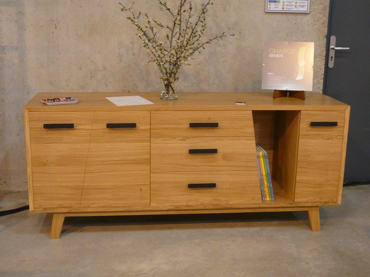 Création de mobilier