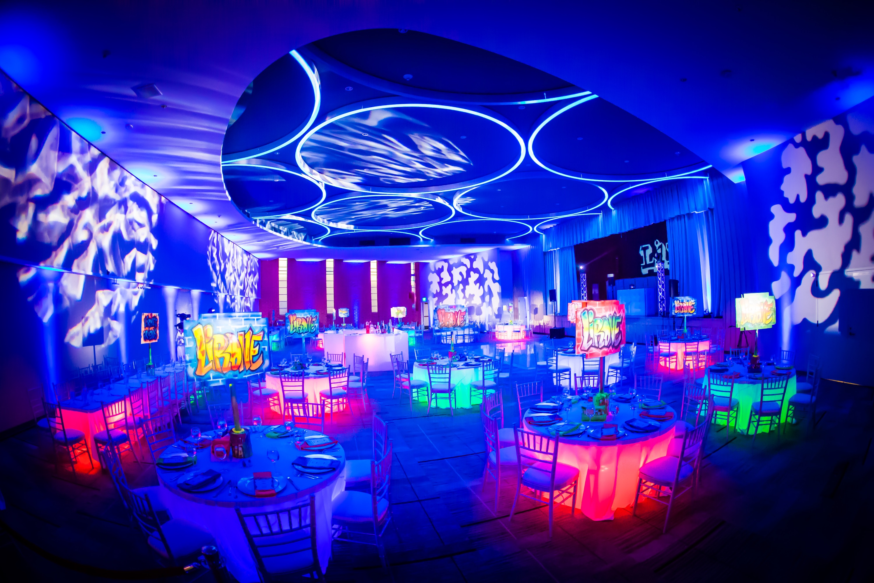 Event Lighting Company Los Angeles