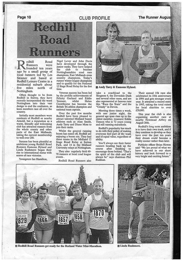Redhill 10th anniversary The Runner.jpg