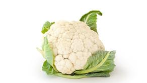 Le chou-fleur : peu calorique et riche en vitamines !