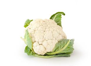 Paleo Cream of Cauliflower Soup