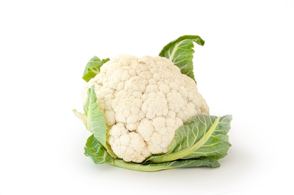 My friend the cauliflower.