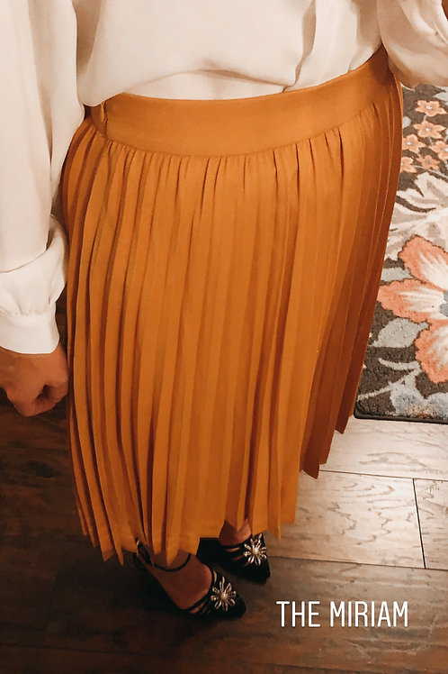 The Miriam Skirt