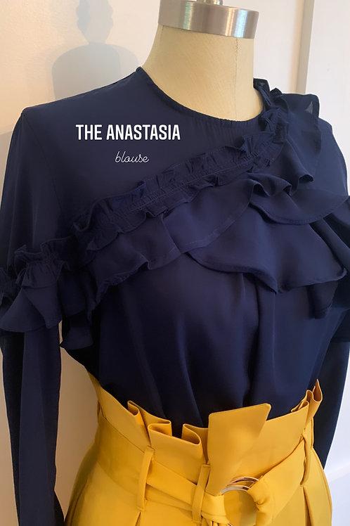 The Anastasia Blouse