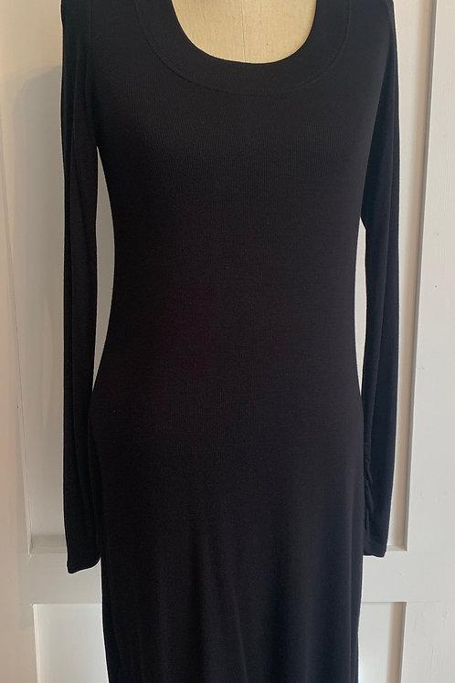 Black Layering Dress