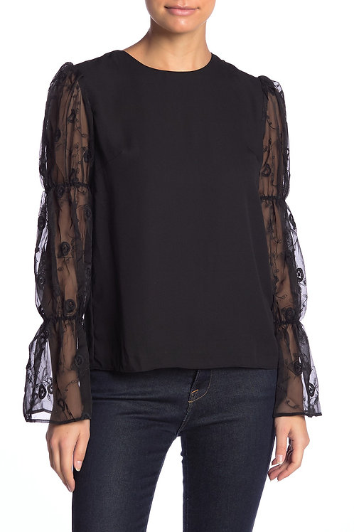 Black Widow Blouse