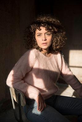 Anne Valérie Payet ©️Marie Genin