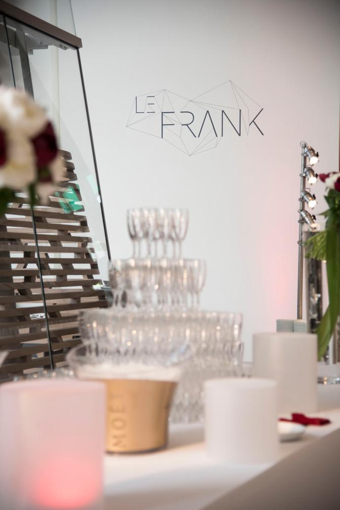 Evénement Le Franck - Fondation LV