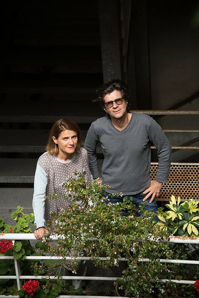 Valérie Garcia & Kristian Gavoille ©️Marie Genin