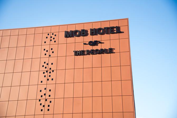 MOB Hotel Lyon - Kristian Gavoille & Valérie Garcia