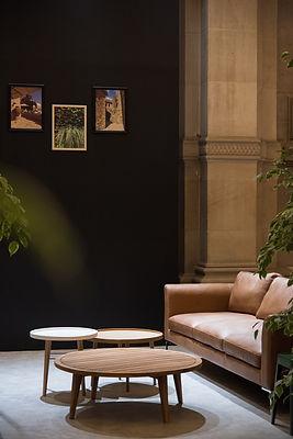 Halte pour Femmes sans abris - Hôtel de Ville de Paris - Design Valèrie Garcia ©️Marie Genin