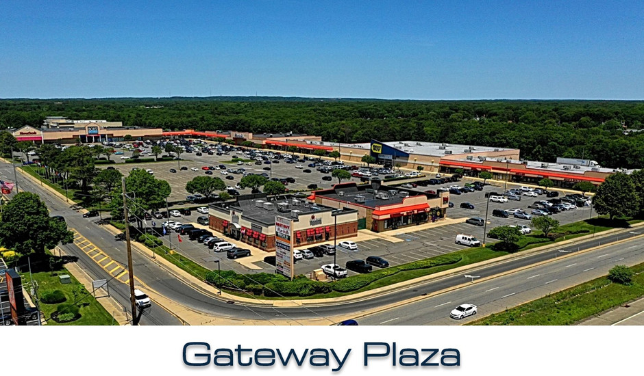 Gateway Plaza I & II convert to LED and save big with Sprout Lighting