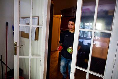 Asylum Seeker from El Salvador