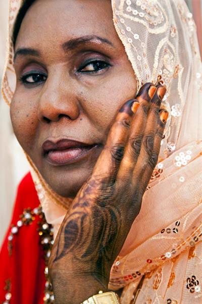 Artista de henna