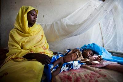 Crisi humanitària a El Sereif, Darfur