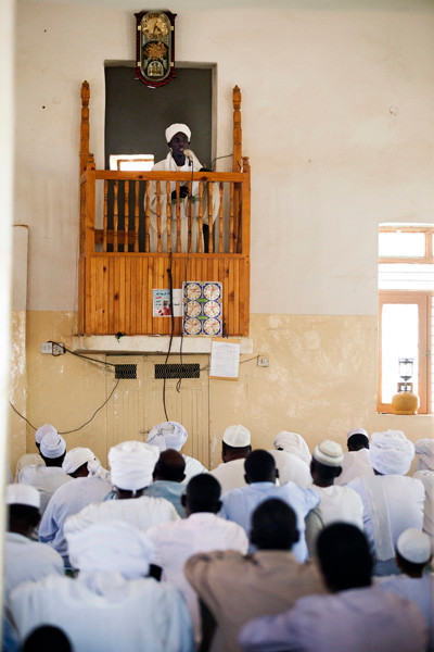 Imams for peace