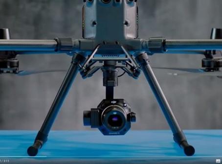 Zenmuse P1: A sua ferramenta de referência para fotogrametria aérea