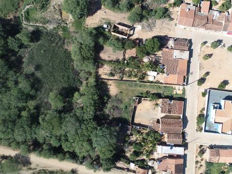 Planejamento Urbano - Mapeamento Aéreo com Drone