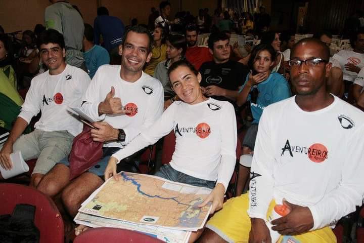 Equipe Aventureiros do Agreste, Brasil Wild, Desafio das Fronteiras (Bahia, Pernamburo, Sergipe e Alagoas)