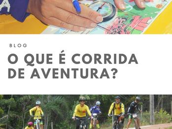 O que é corrida de aventura?