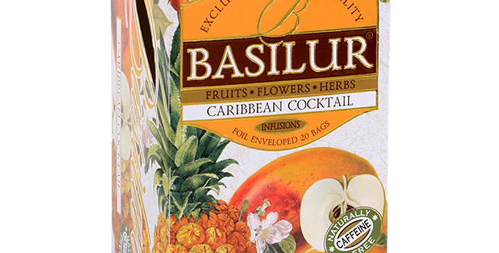 Basilur Caribbean Cocktail 30g