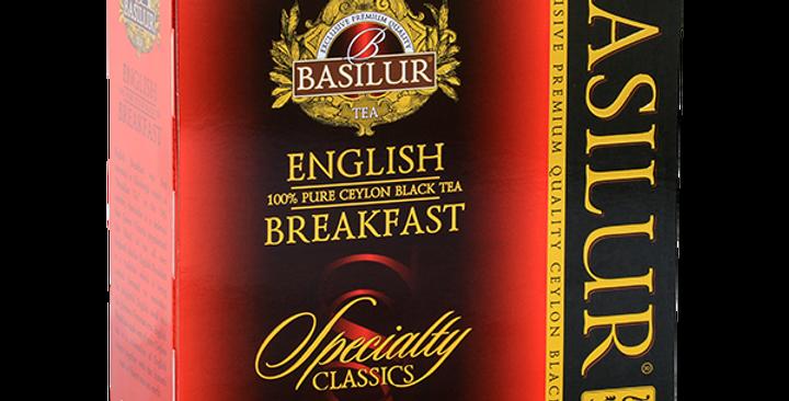 Basilur English Breakfast Tea 200g