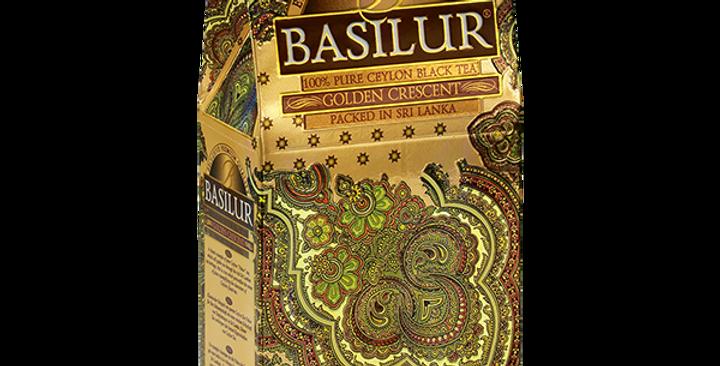Basilur Golden Crescent Tea 100g