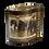 Thumbnail: Basilur Black Leaf Of Ceylon T.Caddy Uva 100g