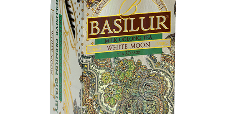 Basilur White Moon Tea 30g