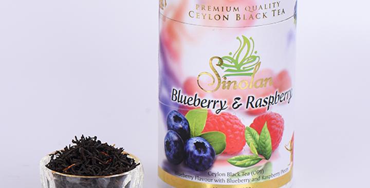 Blueberry And Raspberry Tea