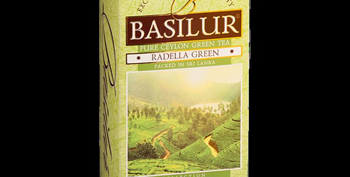 Basilur Leaf Of Ceylon Green Tea 37.5g