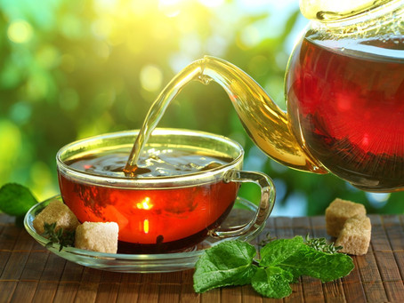 Why drinking tea in the winter is good for you