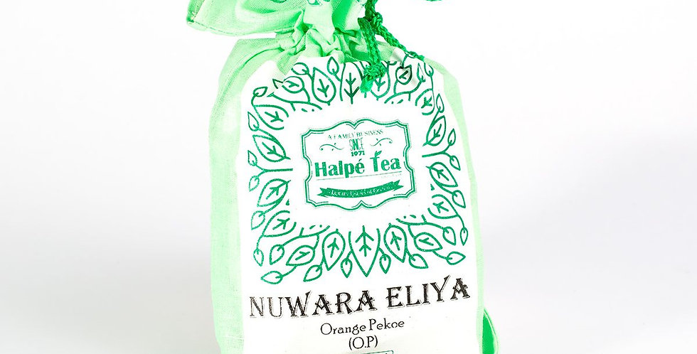 Halpe Tea Nuwara Eliya Cloth Bag 75g