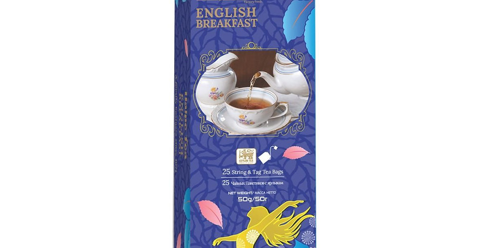 Halpe English Breakfast 25 Tea Bags